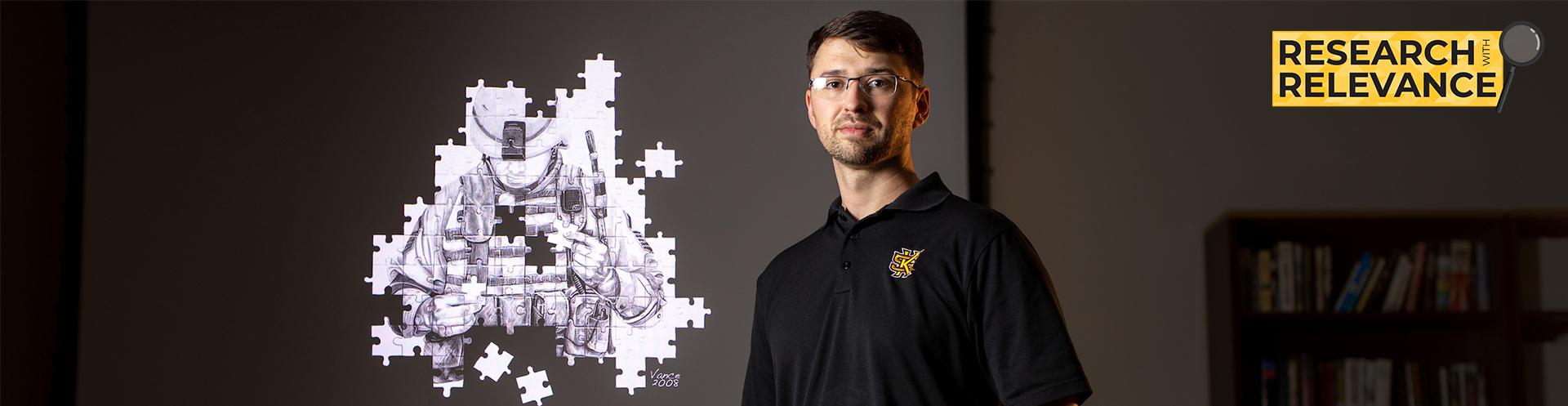 Psychology professor studies effects of military stress