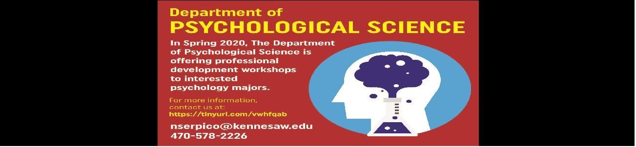 Psychology Lab Workshops