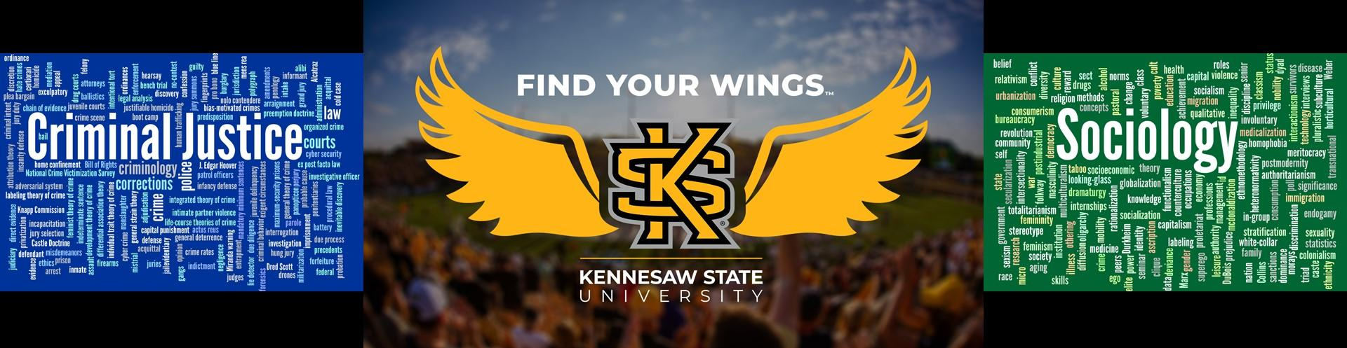 Find Your Wings in SCJ!