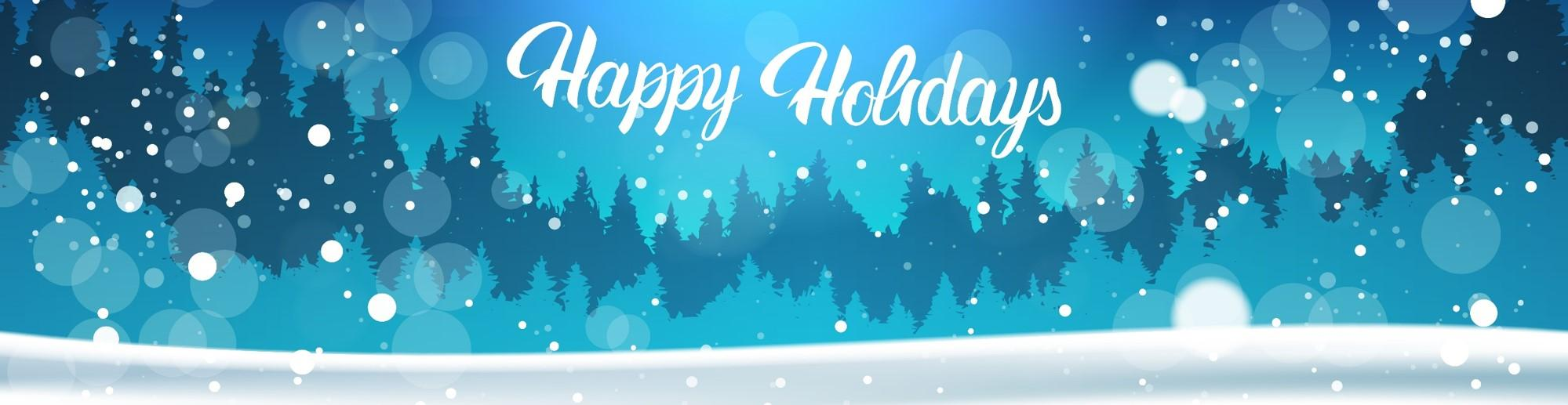 Click here to see our holiday hours!