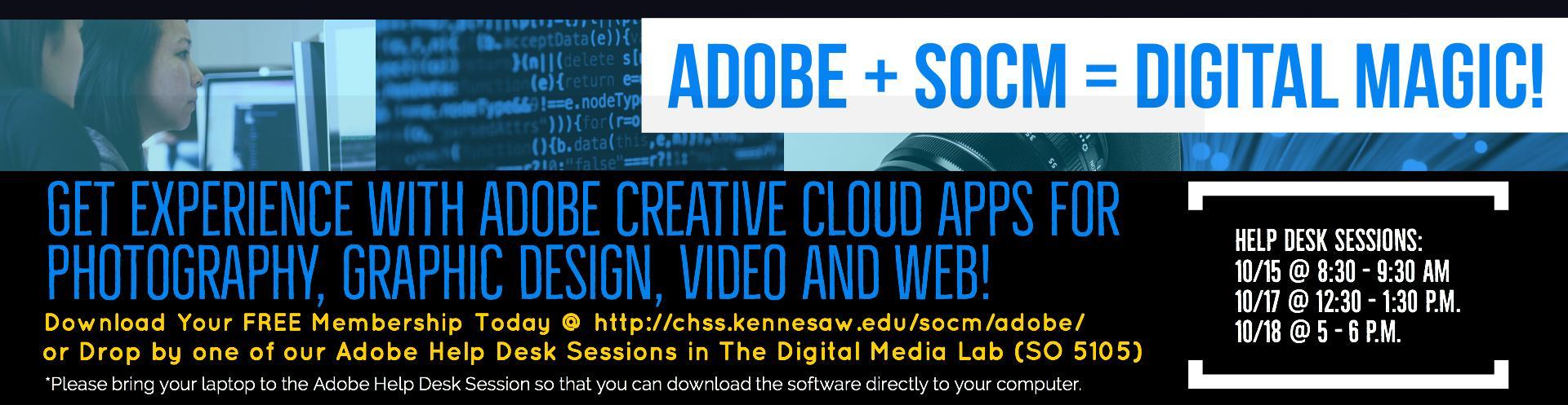 Adobe Creative Hub