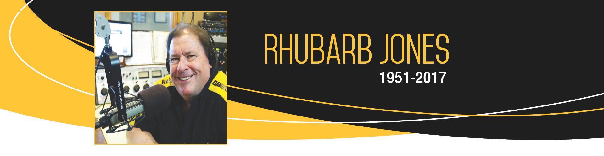 Tribute Honors Radio Personality Rhubarb Jones