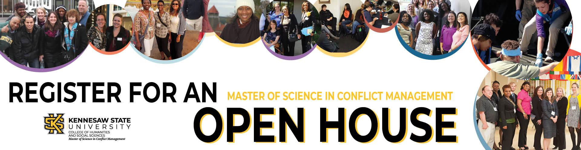 Spring 2020 Open House Dates Now Available