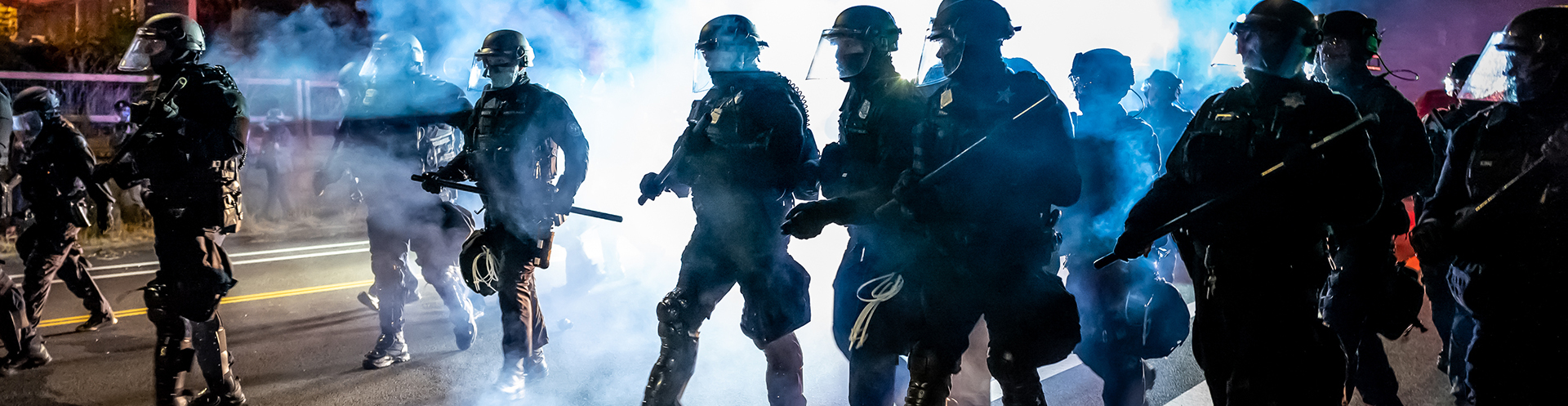 Conflict mediators apply lessons from gang disputes and foreign elections to defuse political violence across US,