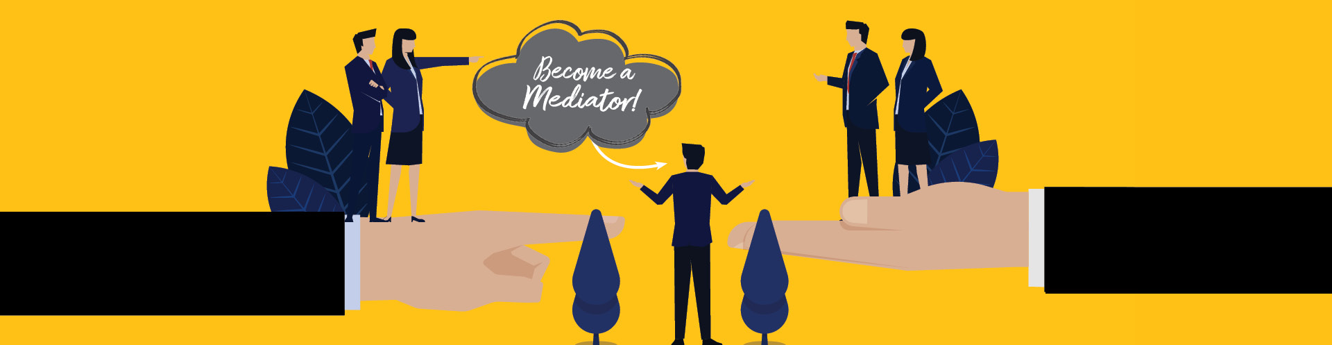 Become a Mediator or Increase your Mediation Skills