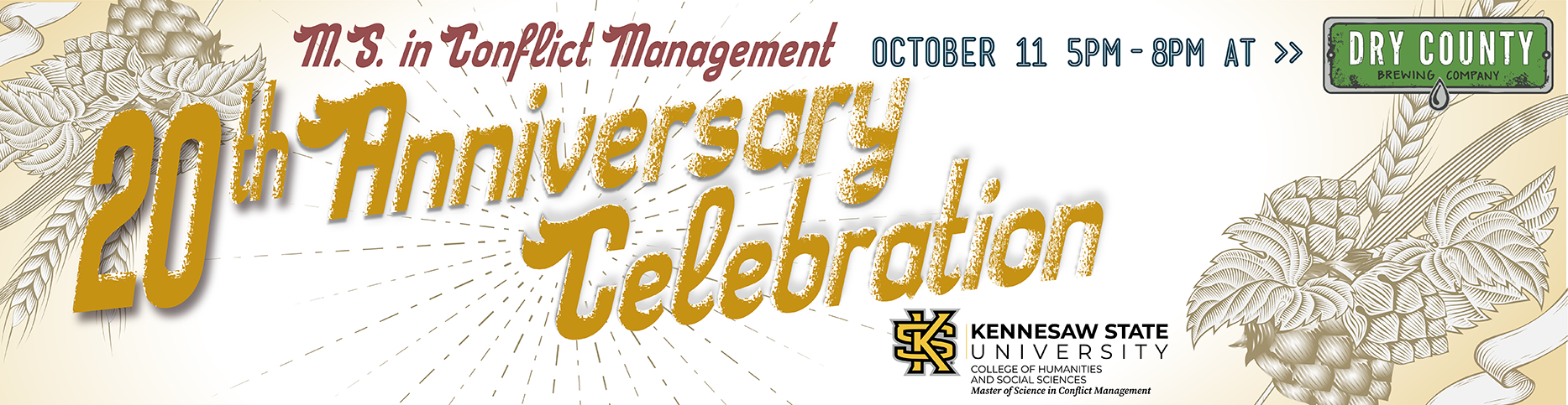 TICKETS NOW AVAILABLE: 20th Anniversary Celebration