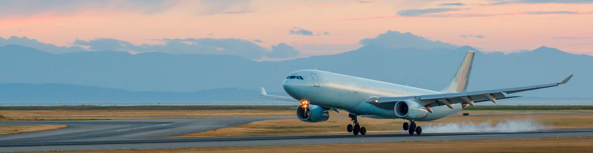 Takeoff with RCHSS Travel