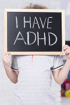 I have ADHD | Shutterstock image