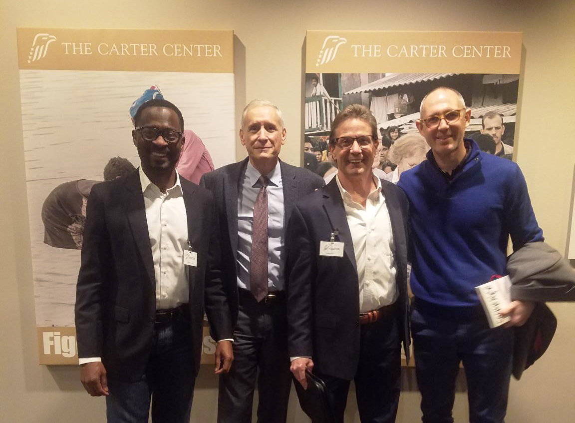The Carter Center roundtable