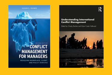 New Conflict Management Books