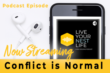 Podcast Episode: Conflict is Normal