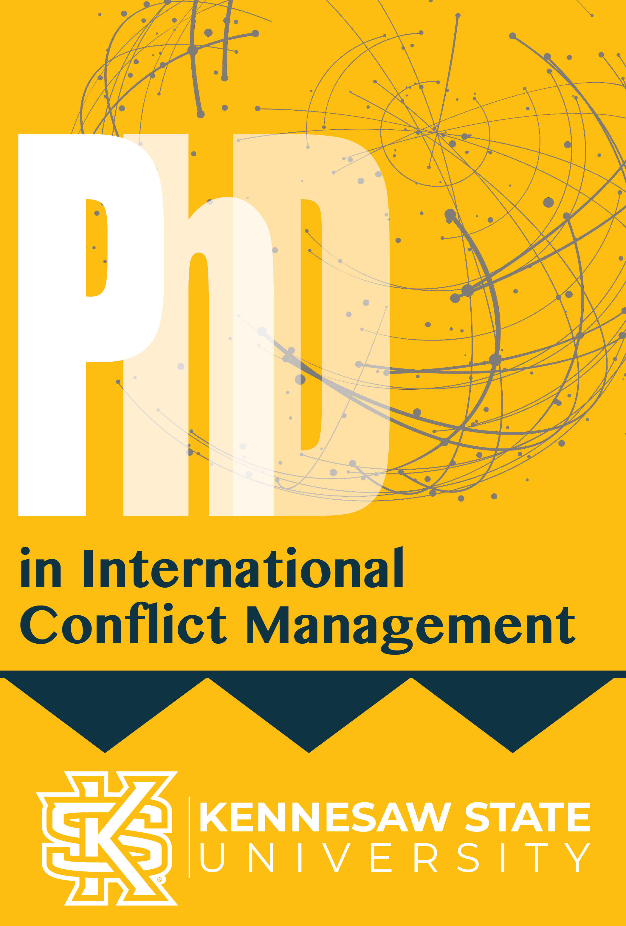 PhD in International Conflict Management at KSU