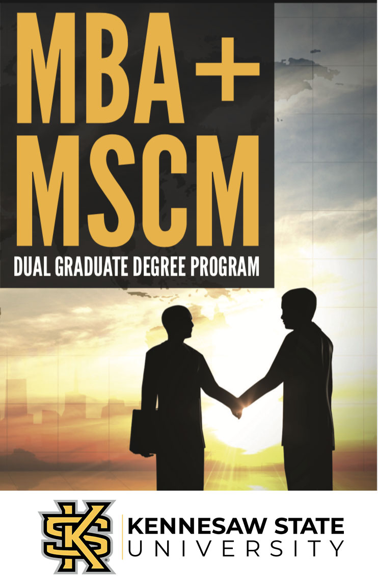 MSCM MBA Dual degree at KSU