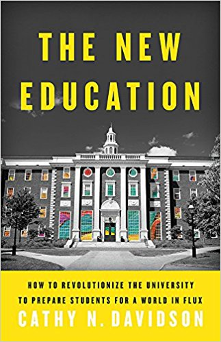 The New Education by Cathy Davidson