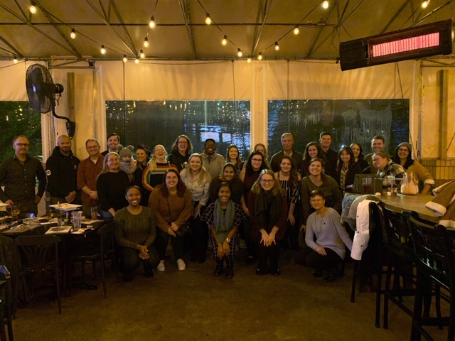 Anthropology Alumni Get-Together December 2019
