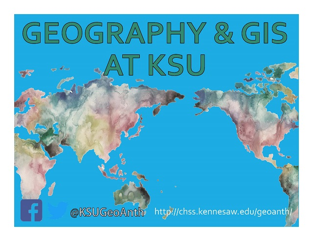 Geography and GIS at KSU