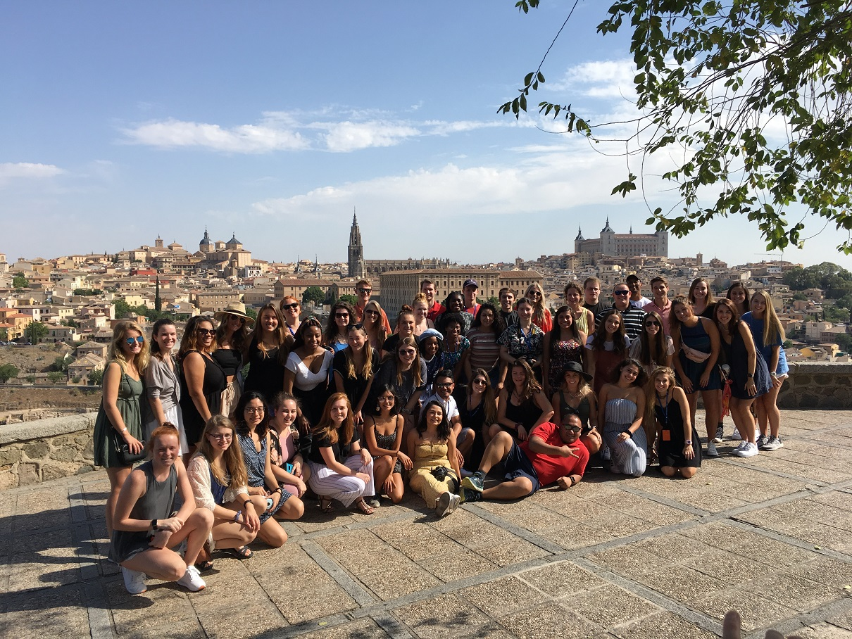 USG Summer Study Abroad Madrid Spain 2019 Toledo