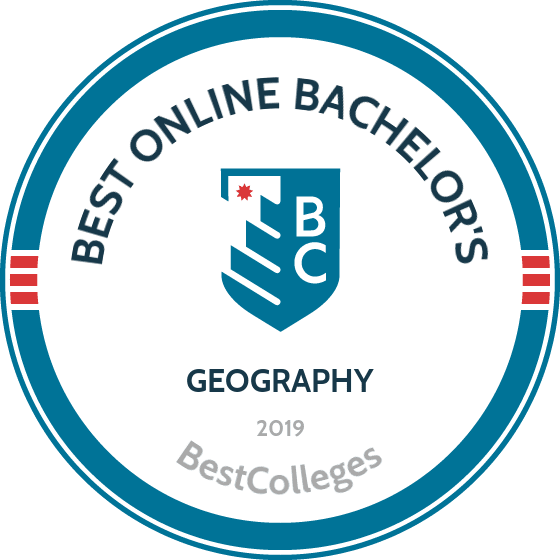 Top Online Geography Degree Program 2019