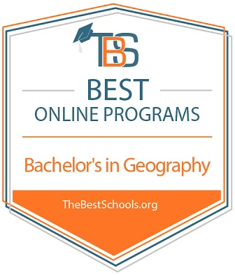 Best Online Bachelors in Geography 2019