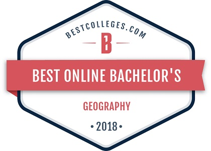 Online Geography Degree Program Top Five