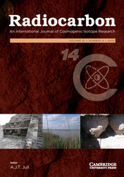 Radiocarbon journal