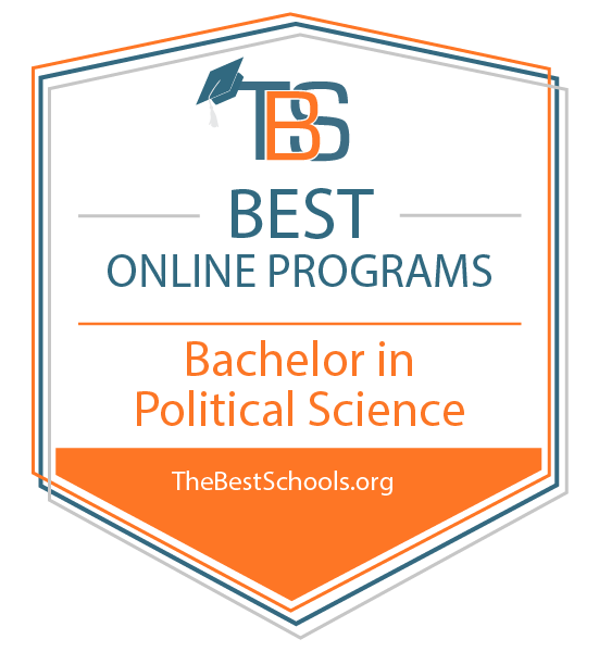 Best Online Bachelor's in Political Science Programs